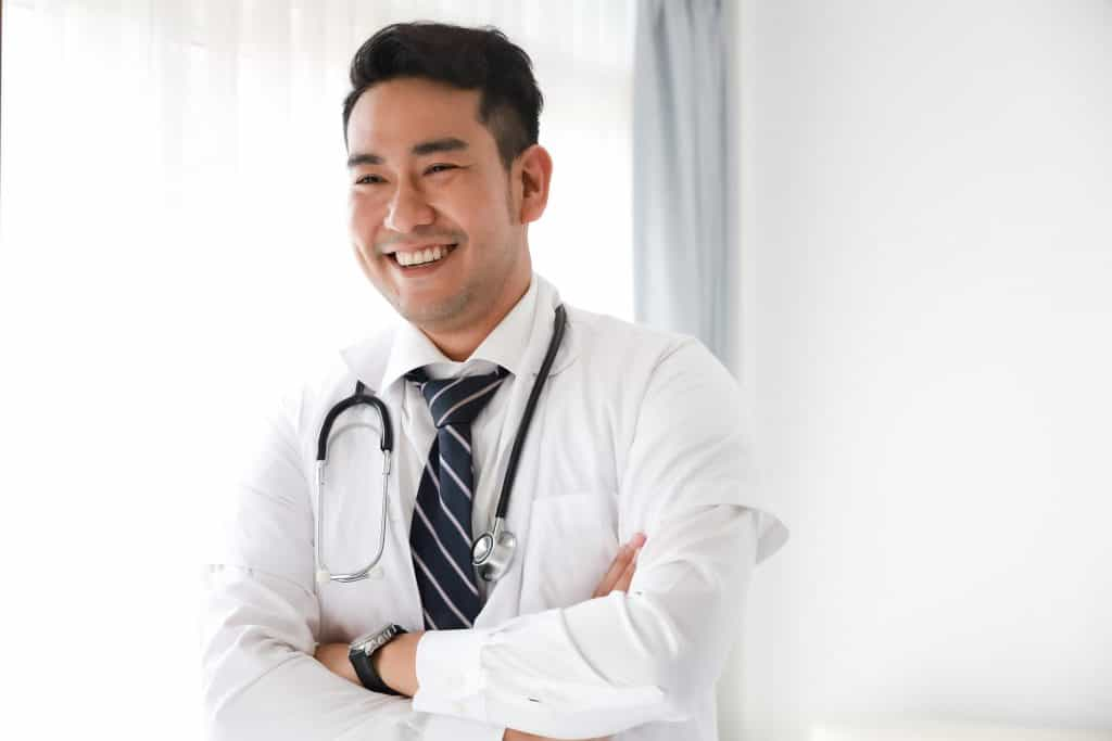 A Dermatologist